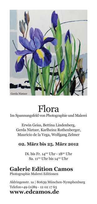 Galerie Edition Camos Flora