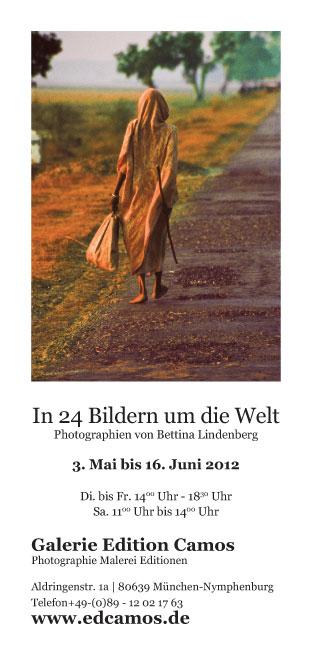 In 24 Bildern um die Welt Bettina Lindenberg