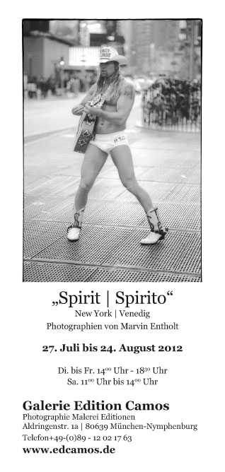 Edition Camos | Marvin Entholt