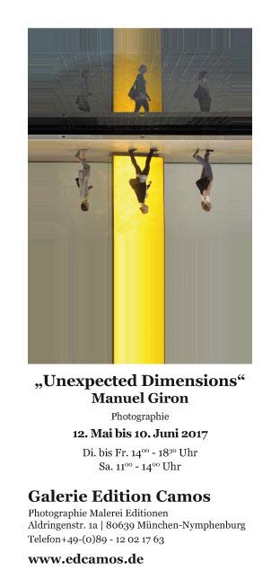 EDCAMOS | Unerwarted | Manuel Giron